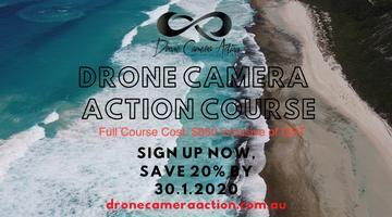 Unique Australian Drone and Photography Course