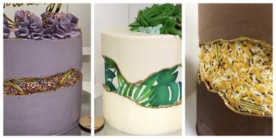 Buttercream Bliss - Fabulous Faultline Cakes (GF...