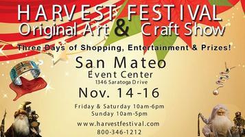 Volunteer Opportunity San Mateo Harvest Festival