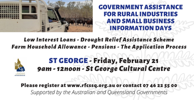 St George Government Assistance Info Day