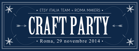 Etsy Italia Team - Craft Party Invernale