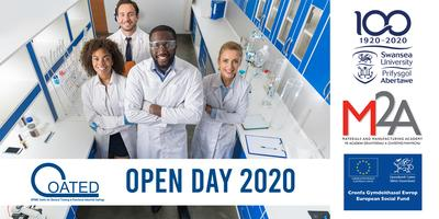 COATED / M2A Open Day 2020