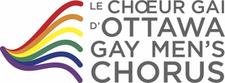 Choeur gai d'Ottawa Gay Men's Chorus logo