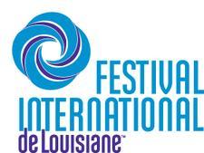 Festival International de Louisiane logo