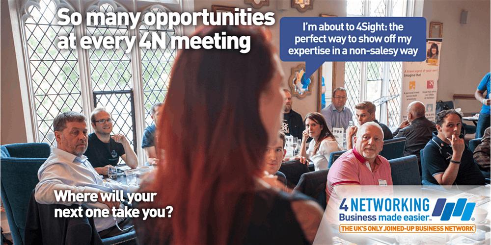 4N Barnsley Breakfast Business Networking