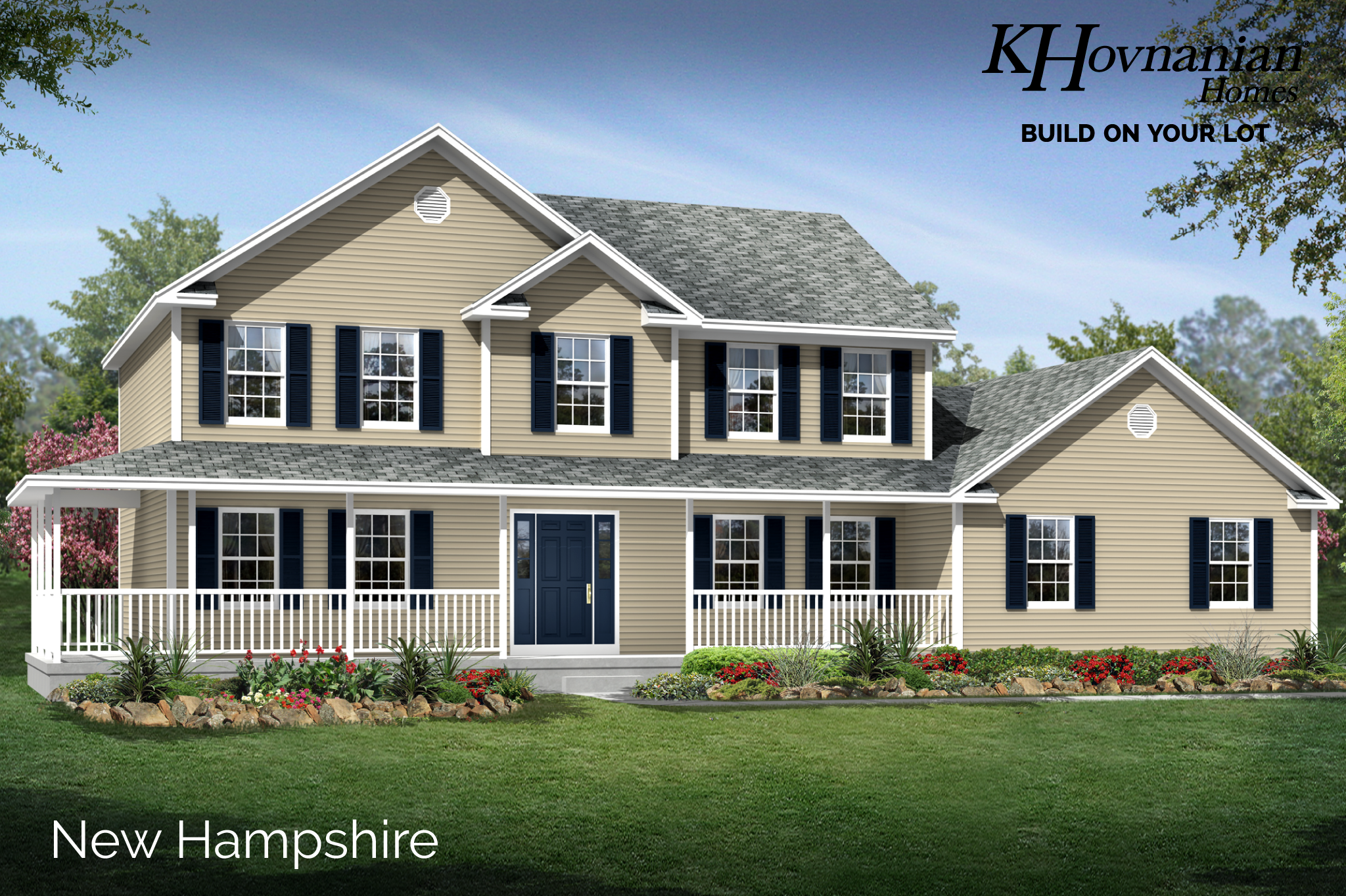 New Hampshire Construction Open House