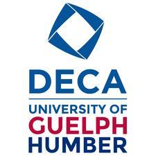 DECA University of Guelph-Humber logo