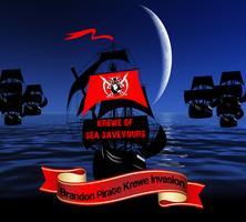 The Brandon Pirate Krewe Invasion