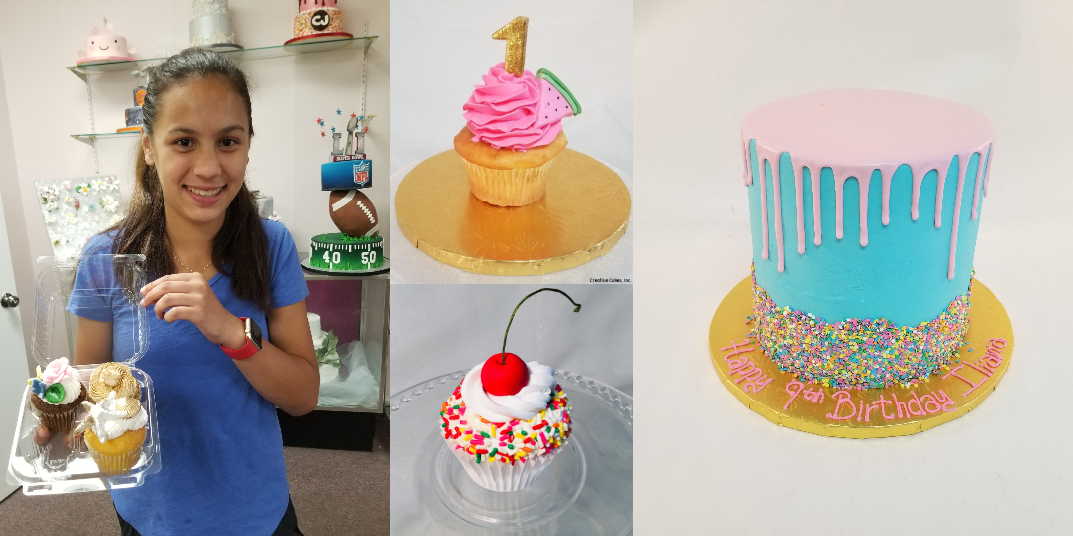 Creative Cakes Cooks: Kids Summer Decorating Camp