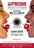 Pacha Ibiza on Tour at Ozone