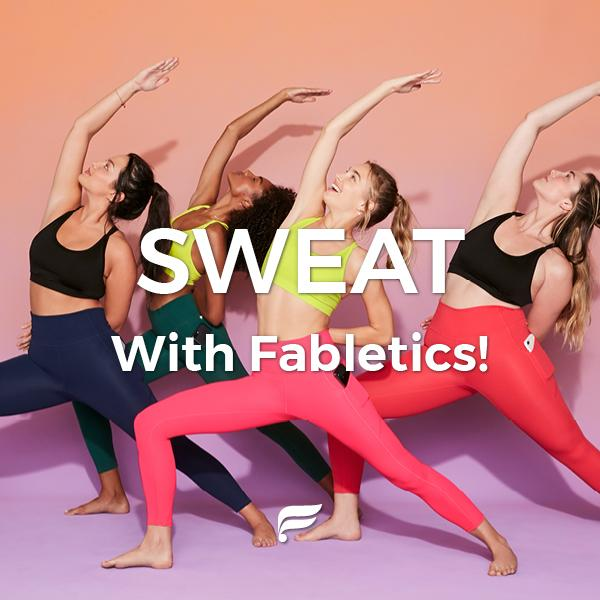 Fabletics FREE Yoga Class