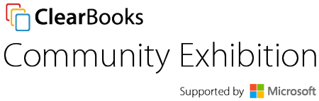 Clear Books Community Exhibition - Attendee ticket