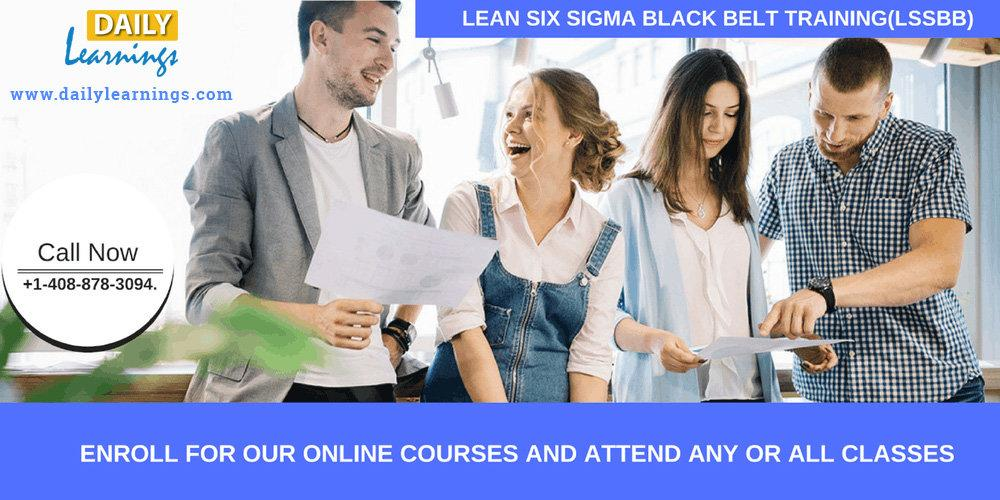 Lean Six Sigma Black Belt Certification Training in Fargo