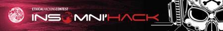 Insomni'hack - Workshop / Conferences / Contest