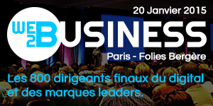 WEB2BUSINESS 2015 - Les 800 leaders marchands &...