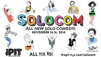 SOLOCOM 2014: Carson Pinch / Tim Racine
