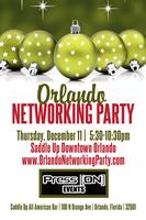 Orlando Networking Party on Dec. 11 Hosted at Saddle Up