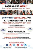 Kitchener Job Fair - January 29th, 2020