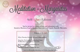 Meditation and Margaritas!