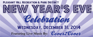 New Year's Eve Celebration 2014       featuring...