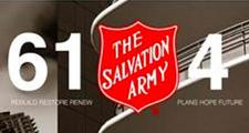 The Salvation Army's ReCreate Cafe logo
