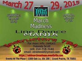 MARCH MADNESS Soul Line Dance MANIA 2015