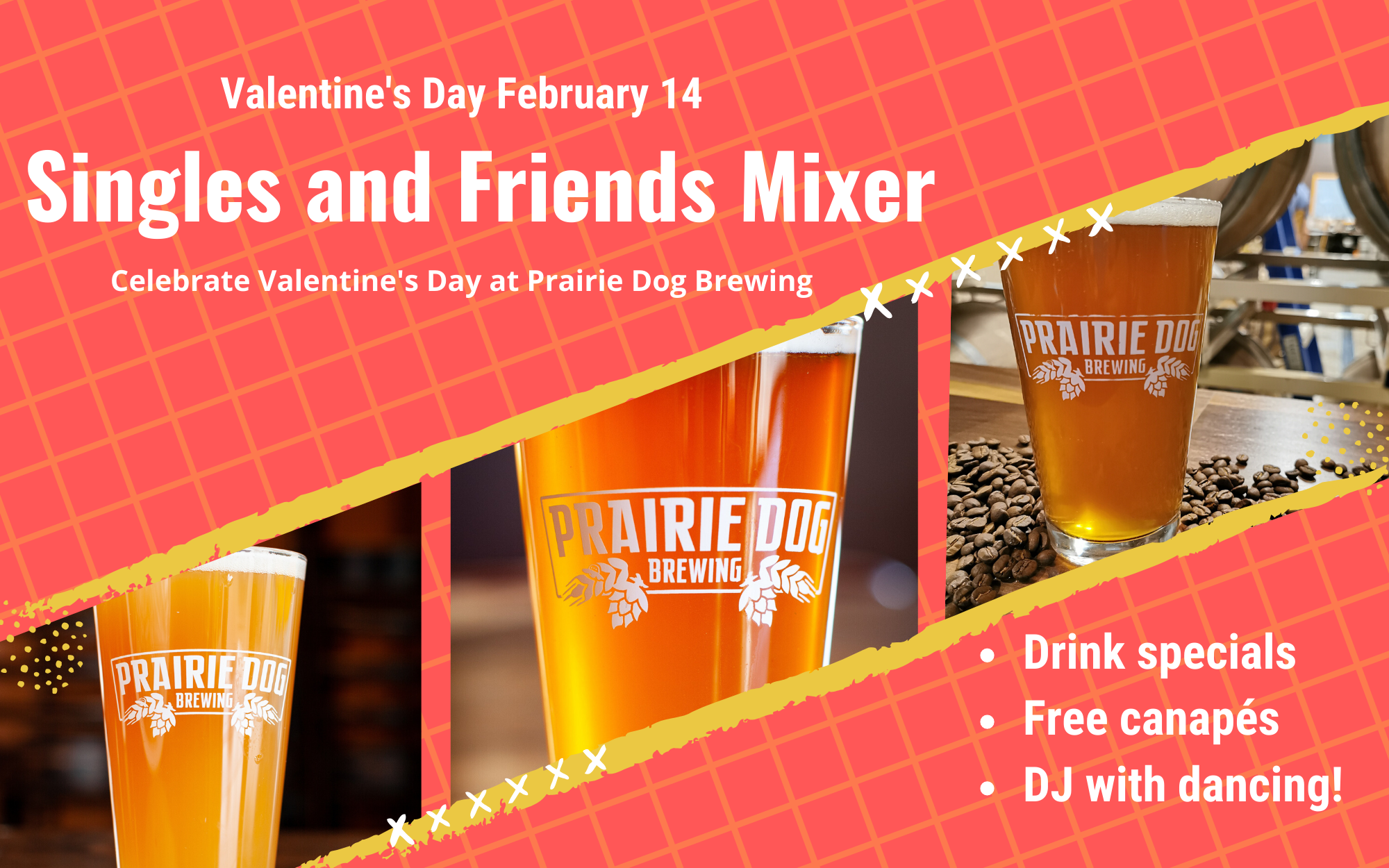 Singles and Friends Mixer