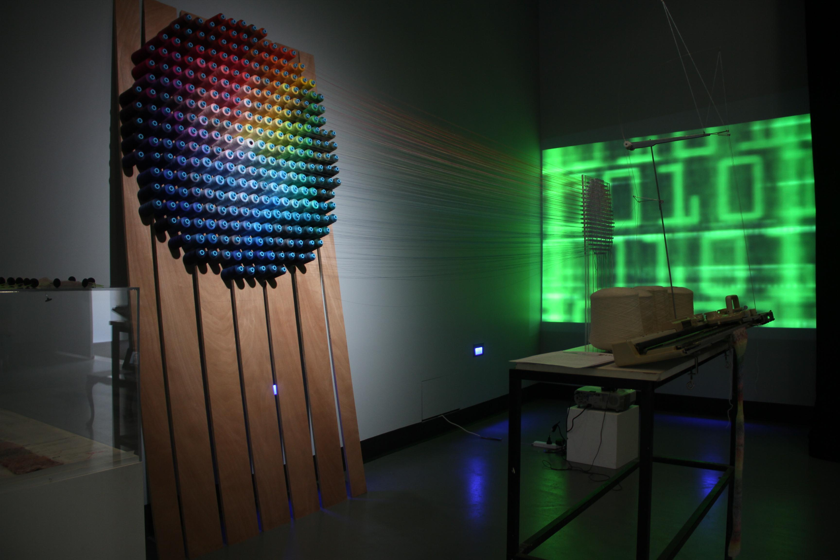 Opening Night: Digital Materiality -Coded Textiles | Art Month Sydney