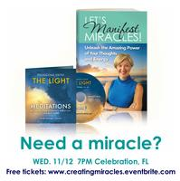 Creating Miracles with Clardy Malugen