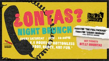 ¿ONTAS? Night Brunch!