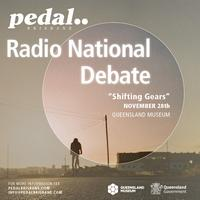 Radio National's Big Ideas: Pedal Discussion
