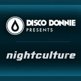 Disco Donnie Presents and NightCulture logo