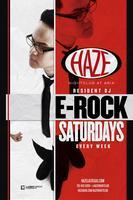 DJ E-Rock Saturdays