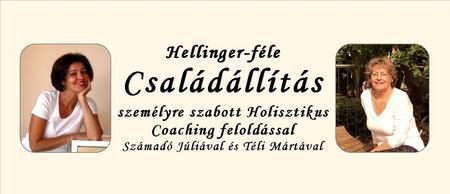 Hellinger-féle CSALÁDÁLLÍTÁS személyre szabott...