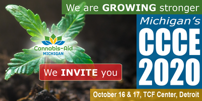 Michigan's Commercial Cannabis Conference & Expo 2020
