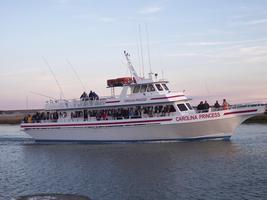 Pheonix deep sea headboat fishing trip to morehead city for Deep sea fishing morehead city nc