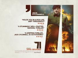 Screening + Q&A: '71