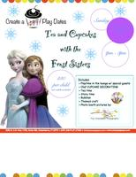 Create a Cupcake - Tea and Cupcakes with the Frost...
