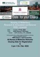 HSE West/Midwest Nursing & Midwifery Research &...