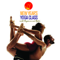 New Year's Yoga Class
