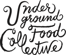 The Underground Food Collective logo