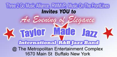 An Evening of Elegance: Taylor Made Jazz