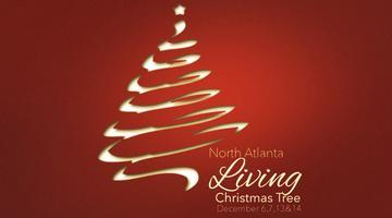 North Atlanta Living Christmas Tree