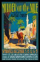 Murder on the Nile by Agatha Christie (Saturday,...