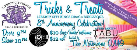 Tricks & Treats: Liberty City Kings 8 Year Anniversary...