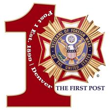 Veterans of Foreign Wars (VFW) Post 1 logo