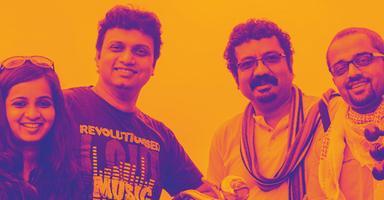 The Bangalore Quartet: Chakrafonics