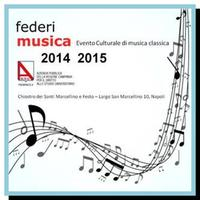 FEDERIMUSICA 2014 – 2015   Cristiano Burato musiche di...
