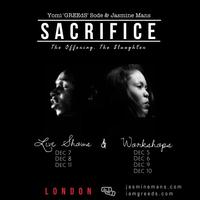 Jasmine Mans & Yomi 'GREEdS' Sode - SACRIFICE; the...