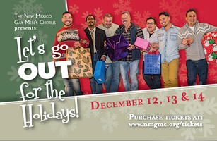 DEC 12 - Let's go OUT for the Holidays!